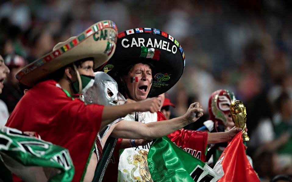 Reprobable actitud de la afición Mexicana